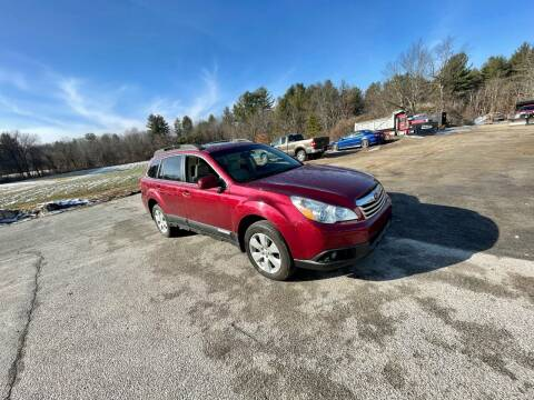 2011 Subaru Outback for sale at ds motorsports LLC in Hudson NH