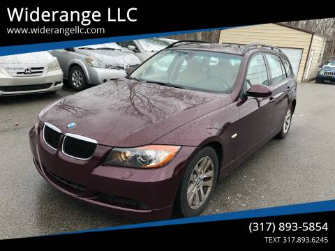 2007 BMW 3 Series for sale at Widerange LLC in Greenwood IN