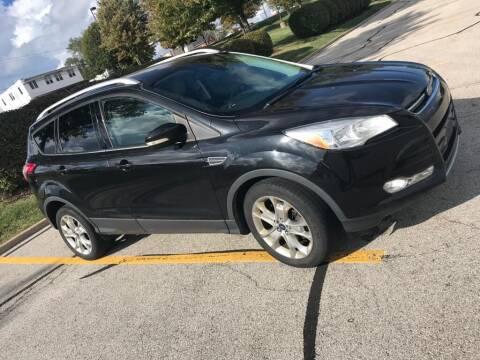 2014 Ford Escape for sale at Auto Nova in Saint Louis MO