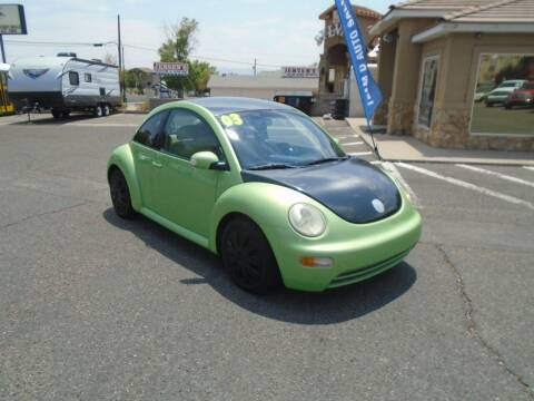 2003 Volkswagen New Beetle for sale at Team D Auto Sales in Saint George UT