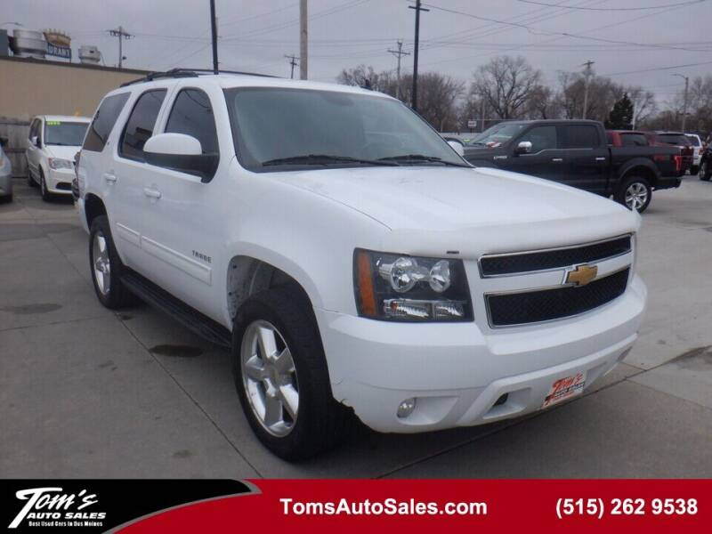 Used Chevrolet Tahoe For Sale In Des Moines Ia Carsforsale Com