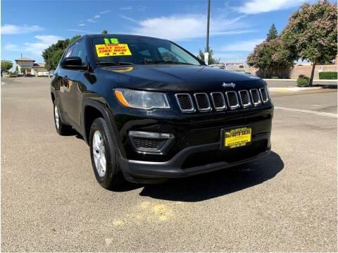 2018 Jeep Compass for sale at D & I Auto Sales in Modesto CA