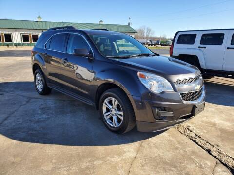 2013 Chevrolet Equinox for sale at Farmington Auto Plaza in Farmington MO