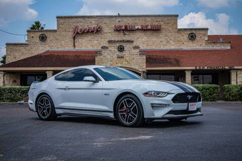 2018 Ford Mustang for sale at Jerrys Auto Sales in San Benito TX