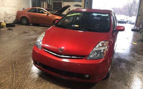 2006 Toyota Prius for sale at Six Brothers Auto Sales in Youngstown OH
