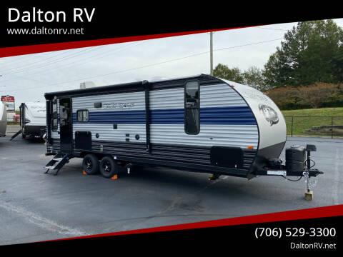 2021 Forest River Grey Wolf 23MK for sale at Dalton RV in Dalton GA