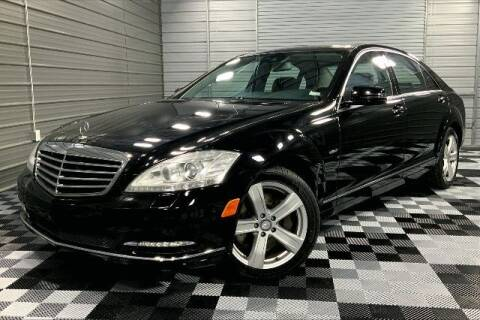 2012 Mercedes-Benz S-Class for sale at TRUST AUTO in Sykesville MD