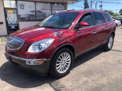 2008 Buick Enclave for sale at TOP YIN MOTORS in Mount Prospect IL