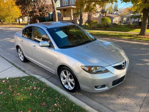 2008 Mazda MAZDA3 for sale at RIVER AUTO SALES CORP in Maywood IL