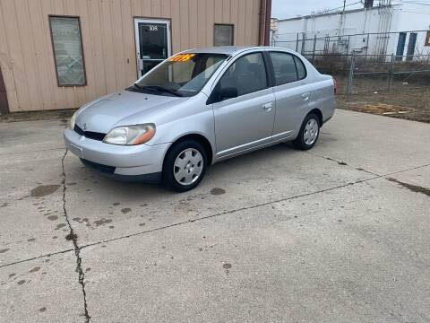 2002 Toyota ECHO for sale at Walker Motors in Muncie IN