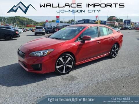 2019 Subaru Impreza for sale at WALLACE IMPORTS OF JOHNSON CITY in Johnson City TN