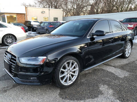 2016 Audi A4 for sale at SKY AUTO SALES in Detroit MI