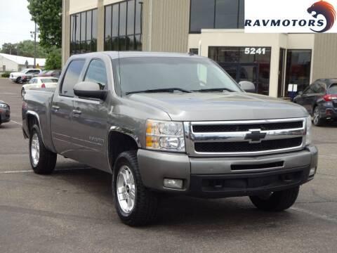 2009 Chevrolet Silverado 1500 for sale at RAVMOTORS 2 in Crystal MN