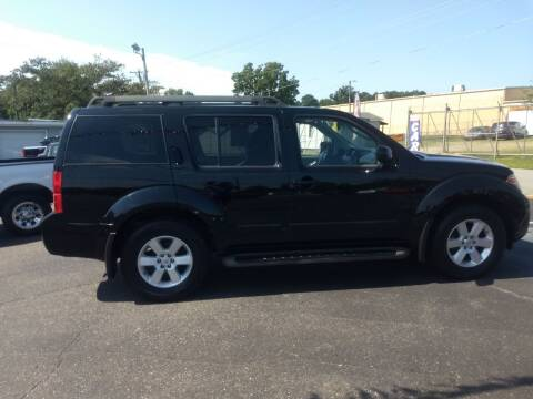 2012 Nissan Pathfinder for sale at Kenny's Auto Sales Inc. in Lowell NC