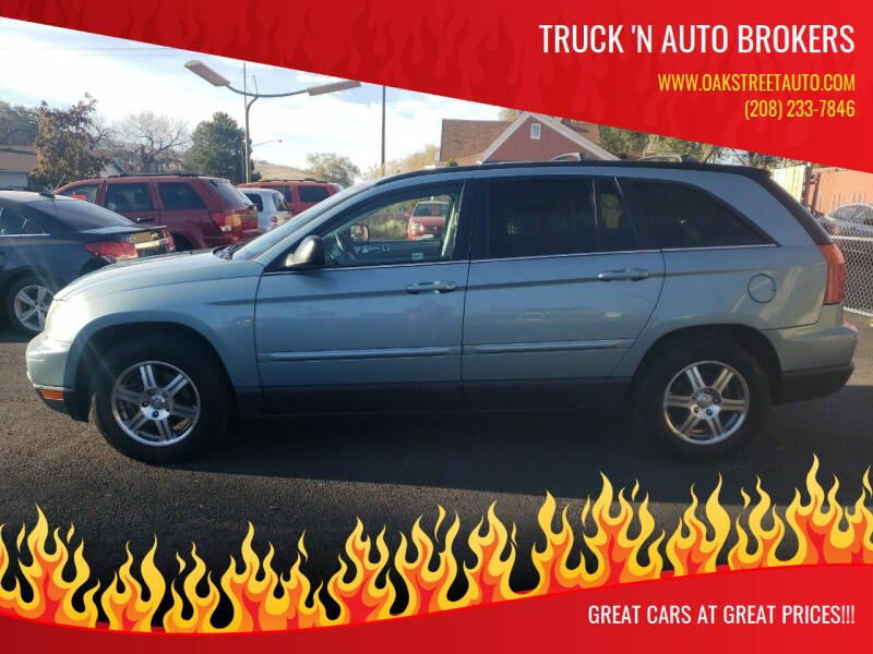 2008 Chrysler Pacifica for sale at Truck 'N Auto Brokers in Pocatello ID