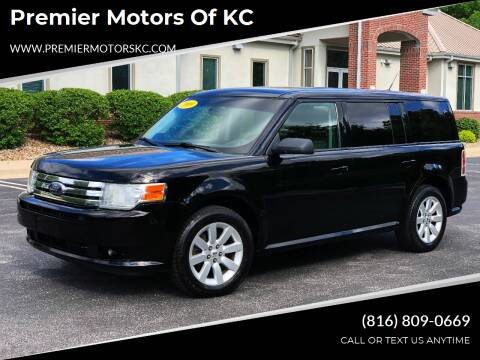 2009 Ford Flex for sale at Premier Motors of KC in Kansas City MO
