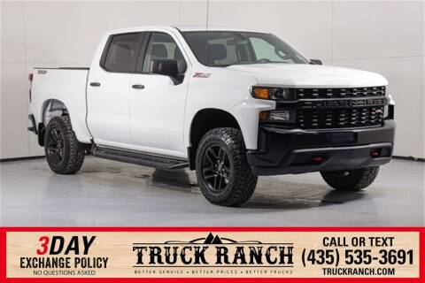2020 Chevrolet Silverado 1500 for sale at Truck Ranch in Logan UT