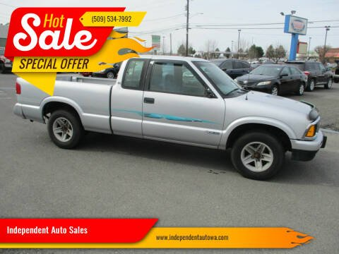 1994 Chevrolet S-10 for sale at Independent Auto Sales in Spokane Valley WA