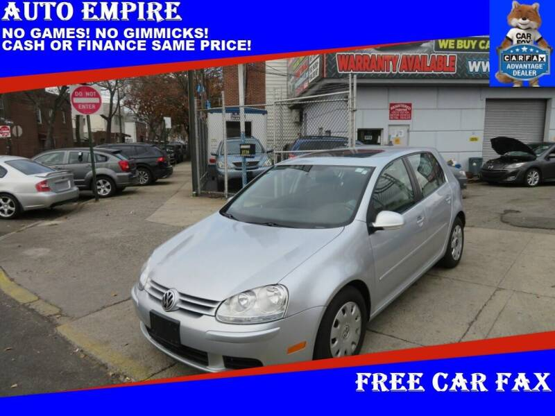 2008 Volkswagen Rabbit for sale at Auto Empire in Brooklyn NY