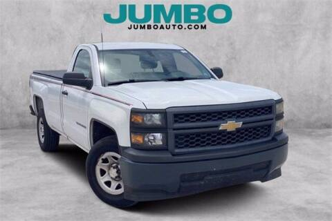 2014 Chevrolet Silverado 1500 for sale at Jumbo Auto & Truck Plaza in Hollywood FL