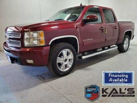2013 Chevrolet Silverado 1500 for sale at Kal's Kars - TRUCKS in Wadena MN