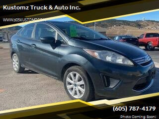 2011 Ford Fiesta for sale at Kustomz Truck & Auto Inc. in Rapid City SD