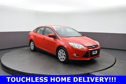 2012 Ford Focus for sale at M & I Imports in Highland Park IL