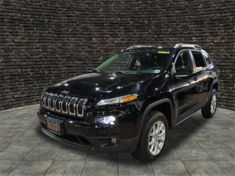 2018 Jeep Cherokee for sale at Montclair Motor Car in Montclair NJ