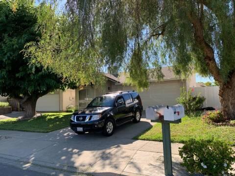 2012 Nissan Pathfinder for sale at Blue Eagle Motors in Fremont CA