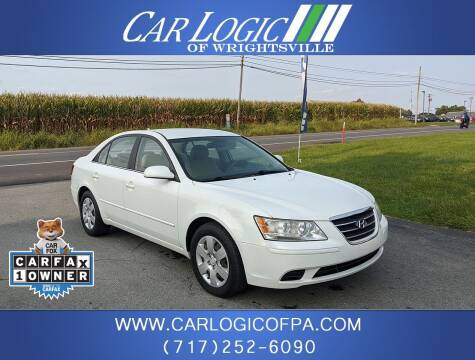 2009 Hyundai Sonata for sale at Car Logic in Wrightsville PA