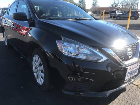 2017 Nissan Sentra for sale at AutoDistributors Inc in Fulton CA