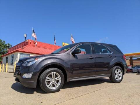 2016 Chevrolet Equinox for sale at CarZoneUSA in West Monroe LA