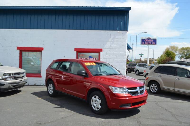 2009 Dodge Journey for sale at CARGILL U DRIVE USED CARS in Twin Falls ID