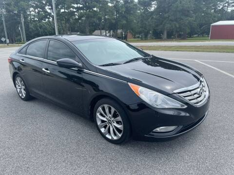 2012 Hyundai Sonata for sale at Carprime Outlet LLC in Angier NC