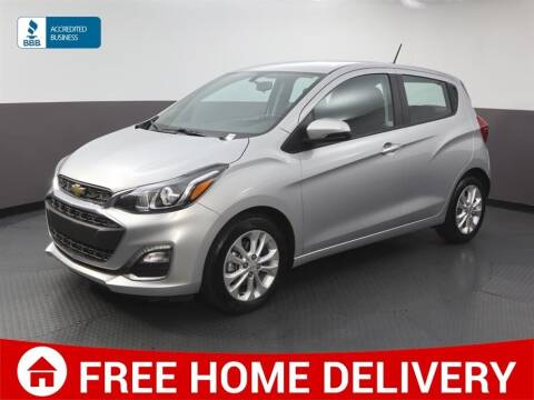 2020 Chevrolet Spark for sale at Florida Fine Cars - West Palm Beach in West Palm Beach FL