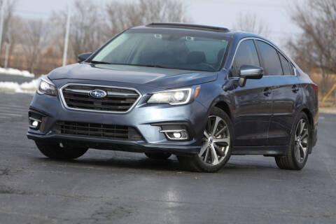 2018 Subaru Legacy for sale at P M Auto Gallery in De Soto KS