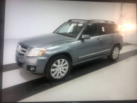 2012 Mercedes-Benz GLK for sale at INTEGRITY AUTO SALES LLC in Seattle WA