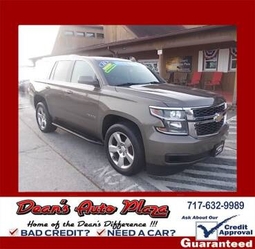 2016 Chevrolet Tahoe for sale at Dean's Auto Plaza in Hanover PA