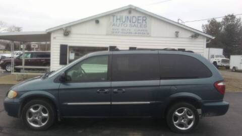 2002 Dodge Grand Caravan for sale at Thunder Auto Sales in Springfield IL
