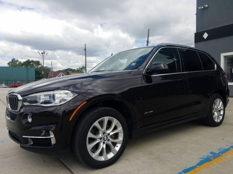 2014 BMW X5 for sale at Julian Auto Sales, Inc. in Warren MI