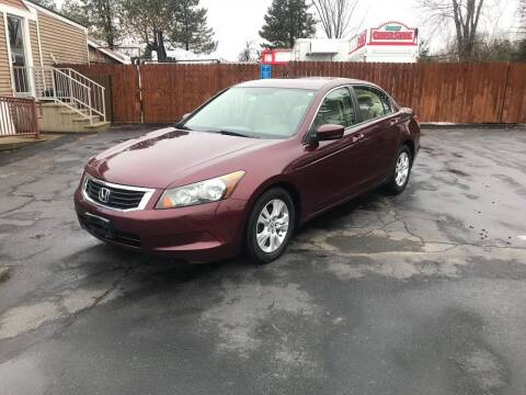 2009 Honda Accord for sale at Lux Car Sales in South Easton MA