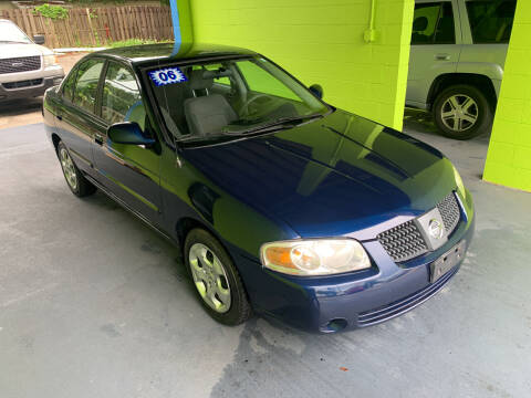 2006 Nissan Sentra for sale at Autos to Go of Florida in Daytona Beach FL