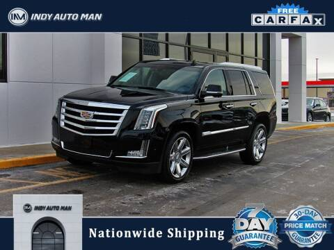2017 Cadillac Escalade for sale at INDY AUTO MAN in Indianapolis IN