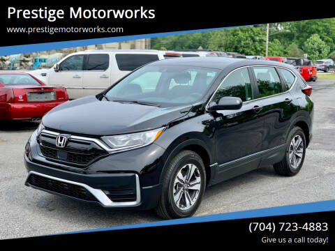 2020 Honda CR-V for sale at Prestige Motorworks in Concord NC