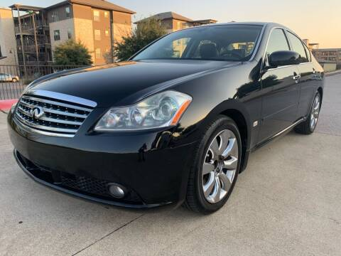 2007 Infiniti M45 for sale at Zoom ATX in Austin TX