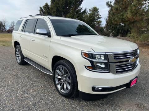 2015 Chevrolet Tahoe for sale at Clarkston Auto Sales in Clarkston WA