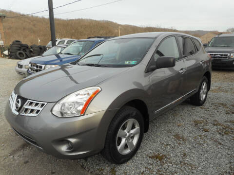 2012 Nissan Rogue for sale at Sleepy Hollow Motors in New Eagle PA