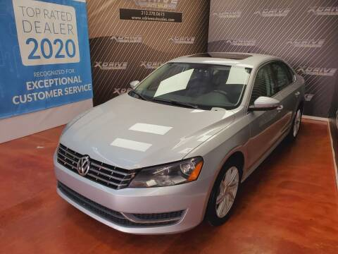 2012 Volkswagen Passat for sale at X Drive Auto Sales Inc. in Dearborn Heights MI