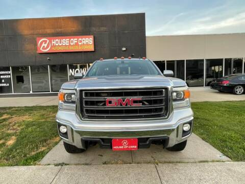 2014 GMC Sierra 1500 for sale at HOUSE OF CARS CT in Meriden CT