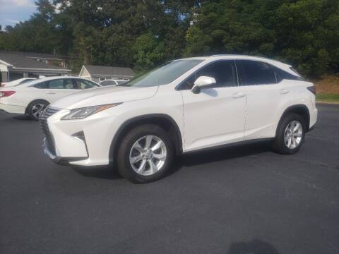 2016 Lexus RX 350 for sale at Nodine Motor Company in Inman SC